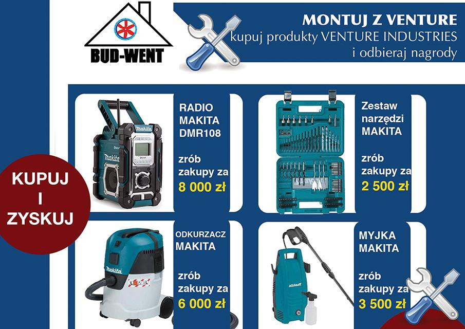 Montuj z Venture Industries